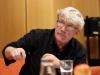 Jörg Schüttauf hätte als Dr. Gersfeld Herrn Meyer sehr gern als Mitarbeiter bei KIZ begrüßt (Foto: Olaf Parusel/MDR)