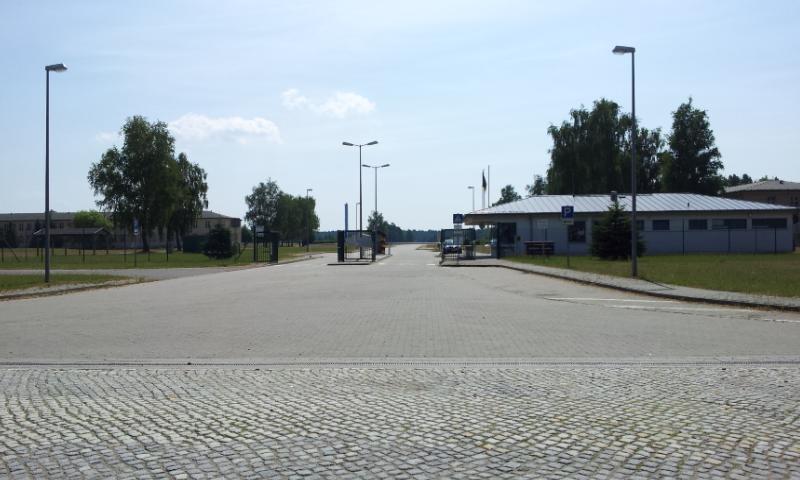 Kaserne Eggesin