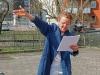 Carina Wiese kämpft als Marion für den althergebrachten Namen (Foto: Thilo Reffert)