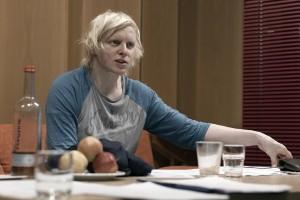 Anne Müller als Kommissarin Caroline Griem (Foto: Olaf Parusel/MDR)