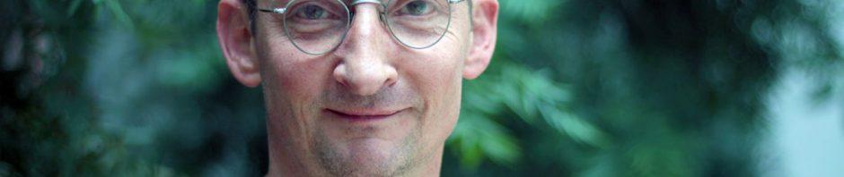 Portrait Holger Böhme (FotO: Olaf Parusel/MDR)