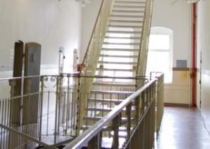 Treppenhaus Hoheneck (Ausschnitt)