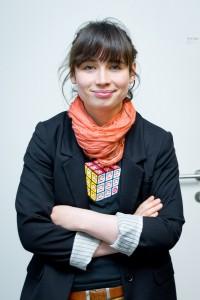 Marina Frenk (Foto: MDR/Stephan Flad)