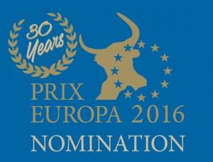 Nominierung zum Prix Europa 2016