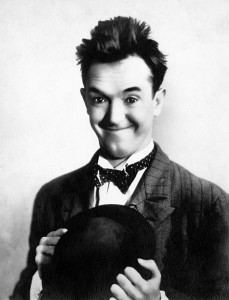 Stan Laurel um 1920 (Quelle: Wikipedia)