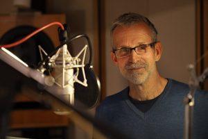 Ulrich Matthes in der Rolle des Eduard während der Aufnahmen